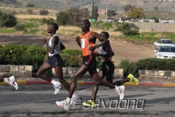 מרתון טבריה 2009