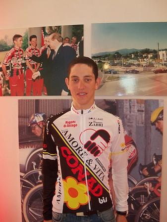 ניב ליבנר רוכב אופניים ישראלי באיטליה