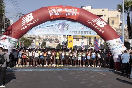 מרתון טבריה מחכים לזינוק